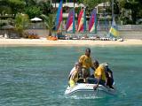 Wadadli Catamaran Tours.