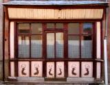 Beige and Brown Storefront