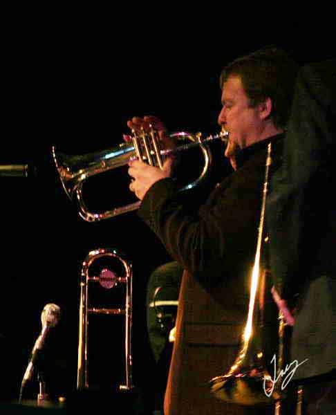 Sean Harkness-Mike Herriott Quartet