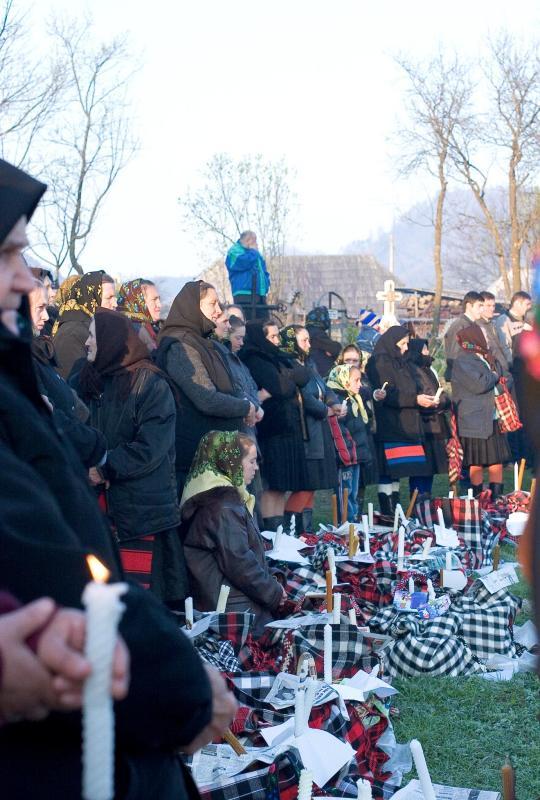Open Air Easter Mass Celebration