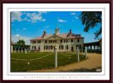 George Washington's Home, Mount Vernon  Alexandria, VA