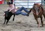 Luxton Rodeo 2005  Victoria, BC  Canada
