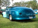 Custom 1946 Ford Convertable - Taken at the Signal Hill DARE Car Show 2003