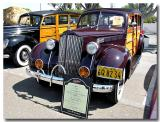 1938 Packard Model 1600 Estate Wagon - 6 cyl. Wood body by Cantrell