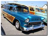 1955 Chevy woodie?