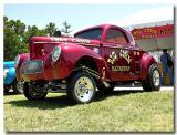 Big John Mazmanian A/Gasser Willys
