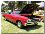 1967 Chevelle SS396 Super Sport Convertible by Chevrolet - Click for a bit more