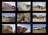 Israel Air Force Museum Collage