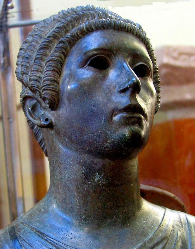 tête romaine