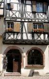 Une maison typique, Riquewihr