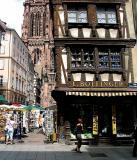 À Strasbourg, ça penche...