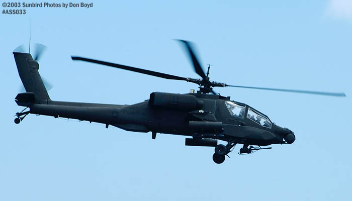 U .S. Army Apache military helicopter stock photo #4241