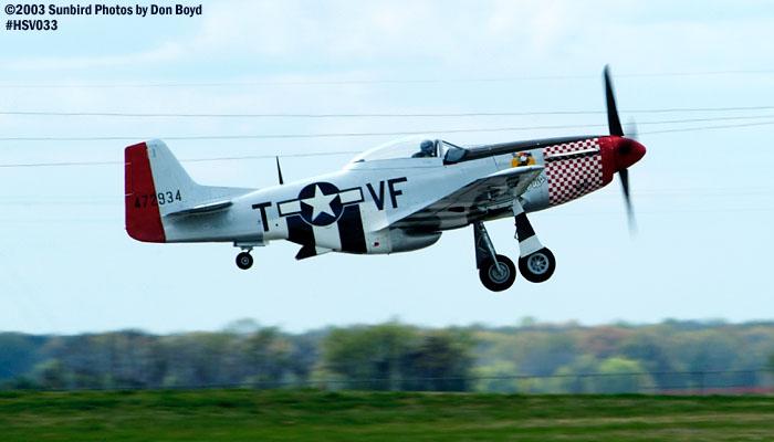 Humberto Lobos P51 Shangri-La  XB-HVL aviation warbird stock photo #3717