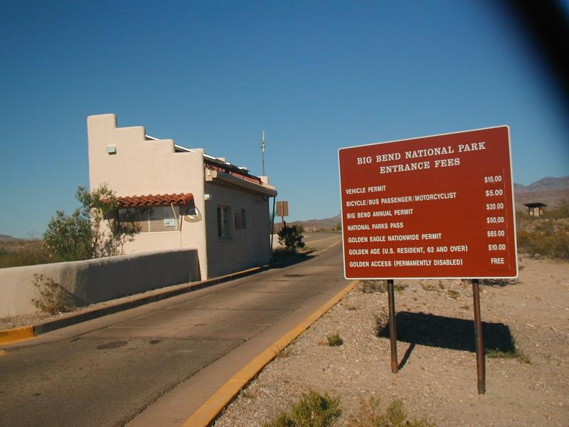 Welcome to Big Bend NP!