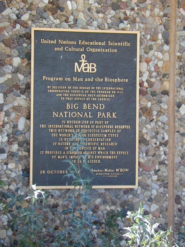 Big Bend NP!