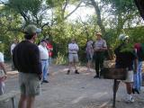 ranger interpretive talk