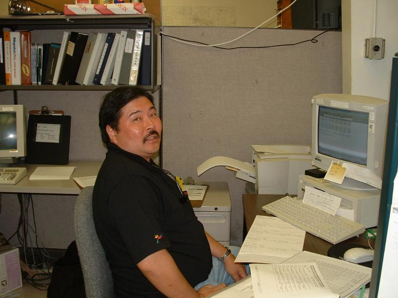 ER Operations Dispatcher - Mr. Aloha/Mr. Kona Gary