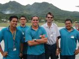 Air Rarotonga Ground Crew