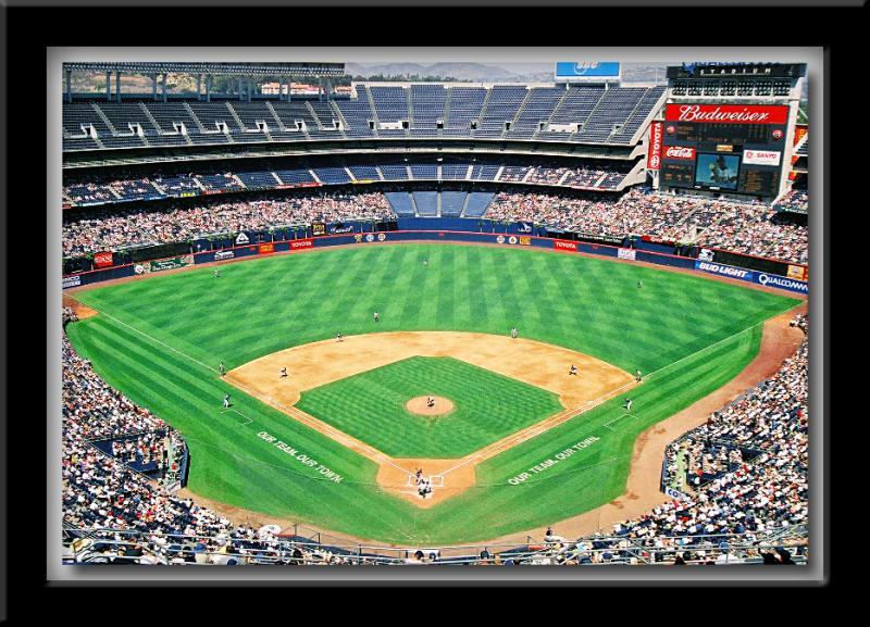 Were Talkin Baseball! - Qualcomm Stadium