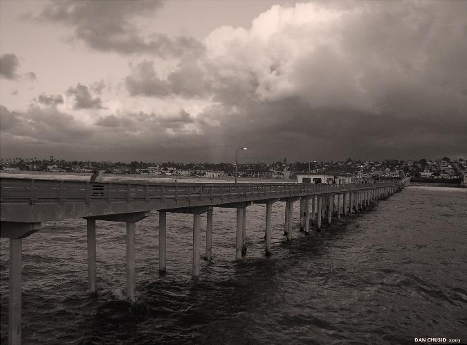 Ocean Beach Pier - I
