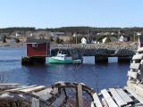 Louisbourg Harbor ^