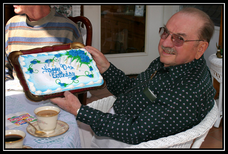90th Birthday, Jonathan L. Shalter III