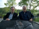 Dr. Robbie Friedman & Chief David Boyett