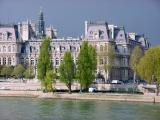 The Paris town hall