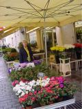 Rue Cler, where open-air markets draw big crowds
