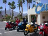 Lunch at Carlee's in Borrego Springs