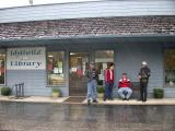 The Idyllwild Library is refuge from the storm