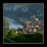 ....and the Seine, Upstream of Rouen