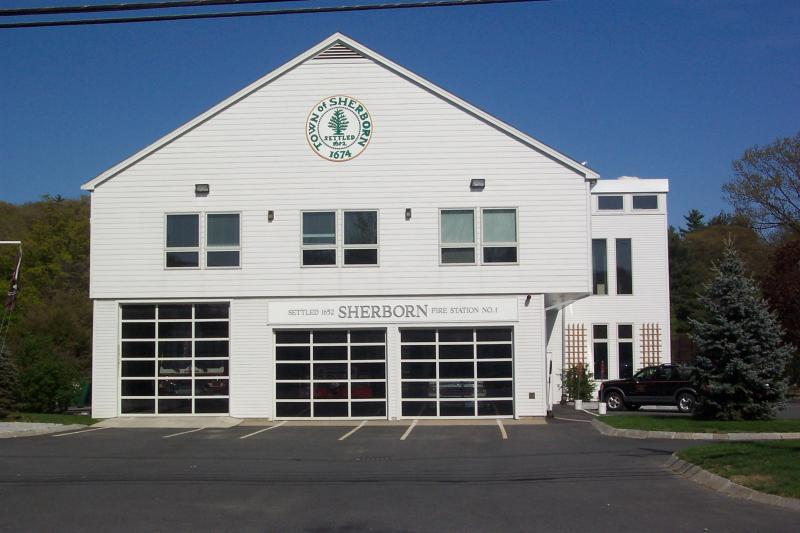 SHERBORN HQ (NEW) (on Route 27)