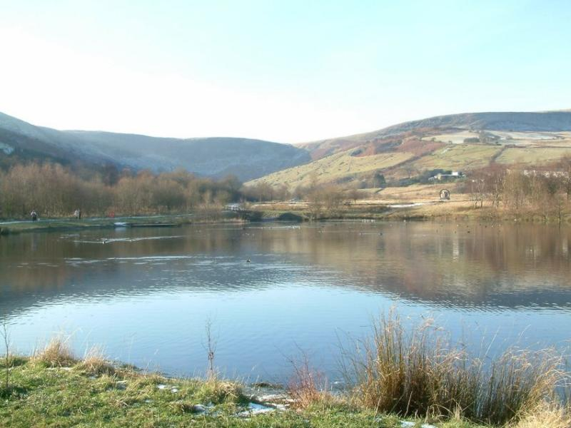 The Lake, Dare Valley Country Park