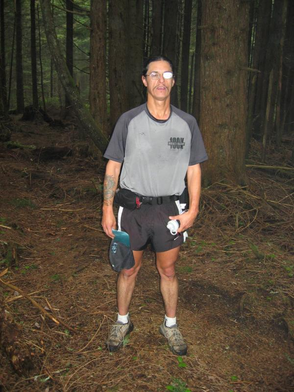 Tony C -- East Tiger Trail