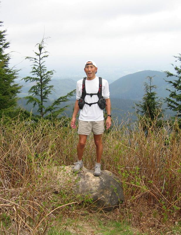 Glenn -- 9th Summit (East Tiger)