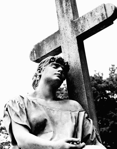 Asleep at the Cross