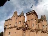 Craigevar Castle