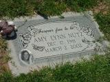 Tarina's neighbor Amy