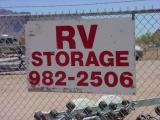 RV storage area codephone 480 982 2506