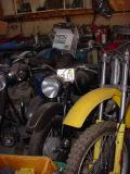 Adler motorcycle @ all bikes in Rye Arizona