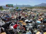 a lot of bike supplies at all bikes in Rye Arizona