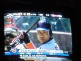 baseball on TVTsuyoshi Shinjo