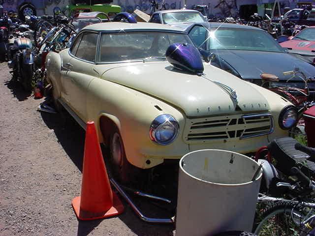 antique German auto<br> all bikes in Rye Arizona