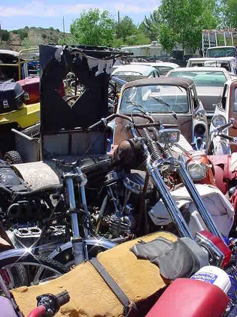 trike at all bikes in Rye Arizona