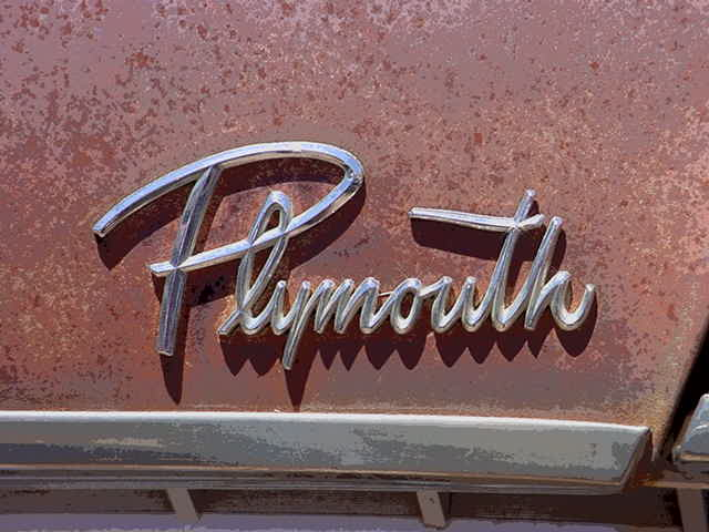 Plymouth Automobile