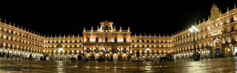 Plaza Mayor (Salamanca, Spain) (NV)