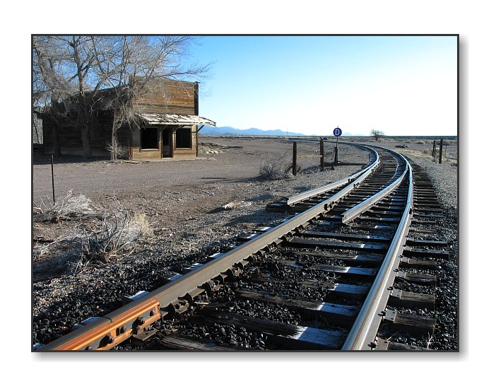 <b>Railroad Siding</b><br><font size=2>Modena, UT