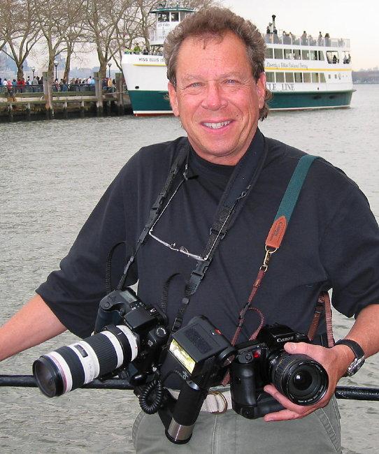 Tony Bonanno - On Assignment, Ellis Island, NY