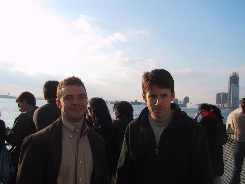 Jon & John